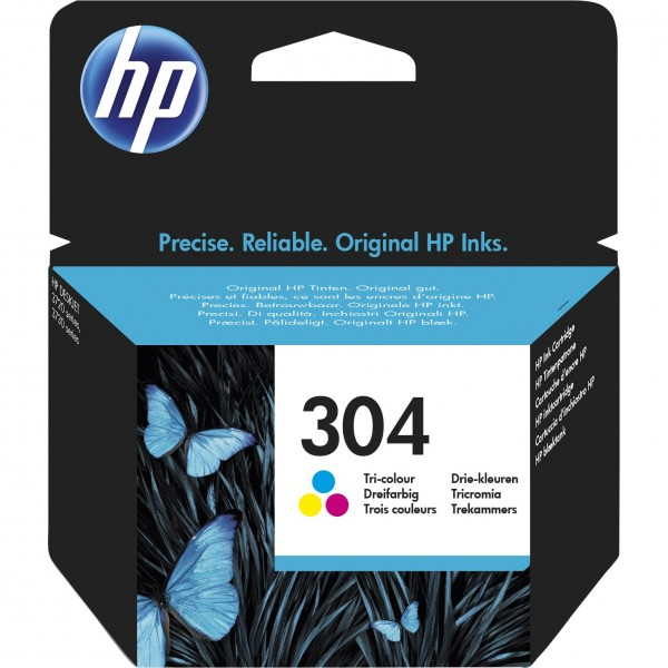 HP # 304 N9K05AE color