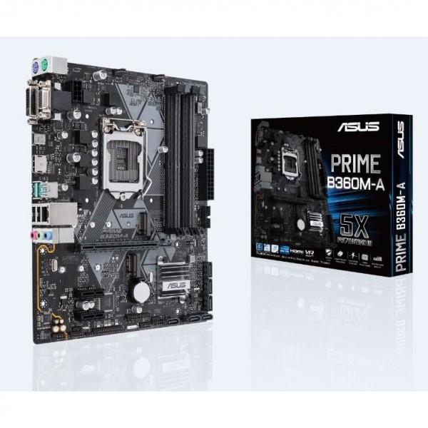 ASUS Prime B360M-A µ