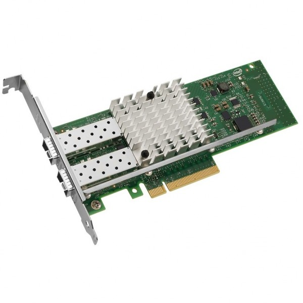 10Gb 2xSFP+ Intel X520-DA2 bulk
