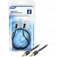 Audio Klinke 3,5mm (ST - ST) 0,5m | Innovation IT
