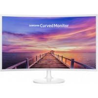 "80cm/32"" (1920x1080) Samsung C32F391FWU Curved DisplayPort HDMI white"