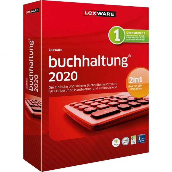 ESD Lexware Buchhaltung Plus 2020 (1Y)