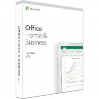 Microsoft Office Home and Business 2019 Englisch UK (NEW)