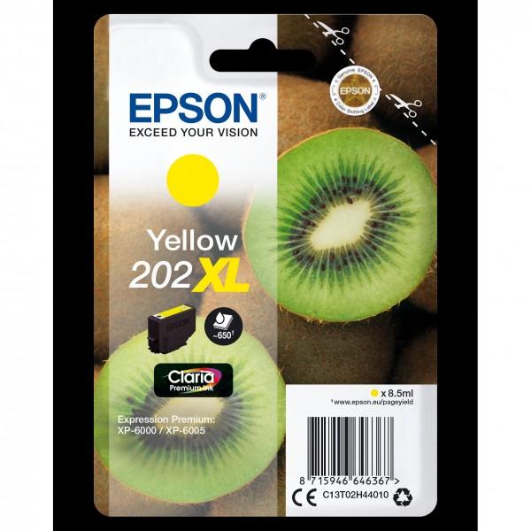 Epson 202 C13T02H44010 yellow HC