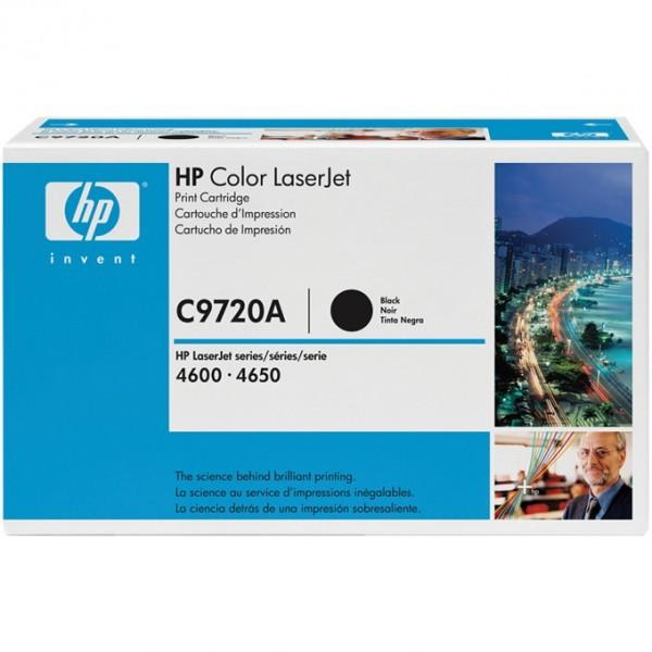 HP # 641A C9720A black