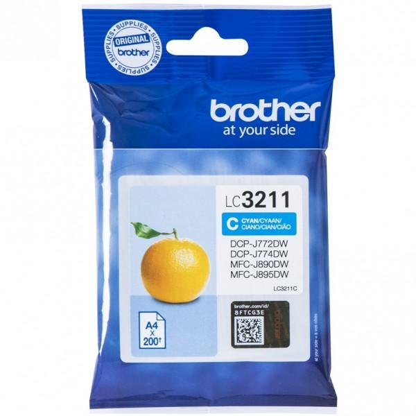 Brother LC3211C cyan