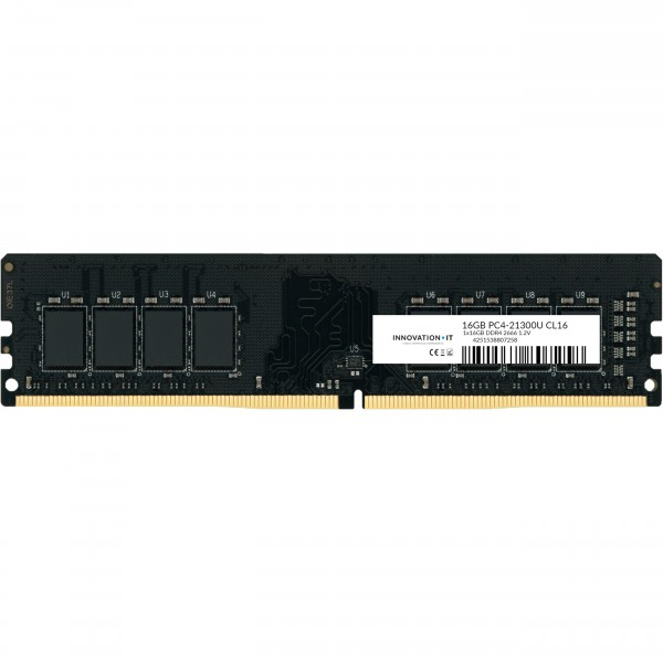 2666 16GB Innovation IT 16 Chip