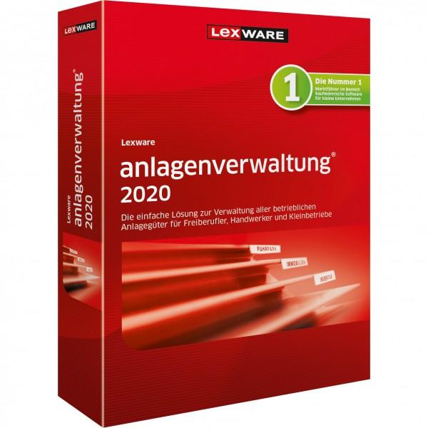 ESD Lexware Anlagenverwaltung 2020 (1Y)