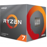 AMD AM4 Ryzen 7 8 Box 3800X 3,9 GHz MAX Boost 4,5GHz 8xCore 32MB 105W with Wraith Prism cooler 7nm