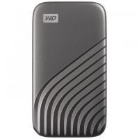 2TB WD MyPassport USB 3.2 Gen2 Space Grey