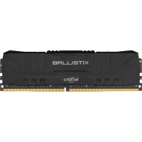 3200 Crucial Ballistix 2x16GB (32GB Kit) CL16 Black