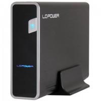 8cm SATA USB3 LC-Power black