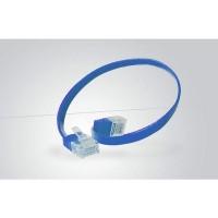 Patchkabel CAT6a RJ45 S/FTP 3m blue