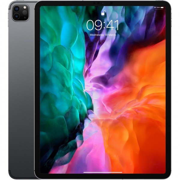 "Apple iPad Pro 12,9"" Wi-Fi + Cellular 128GB - Space Grey -new-"