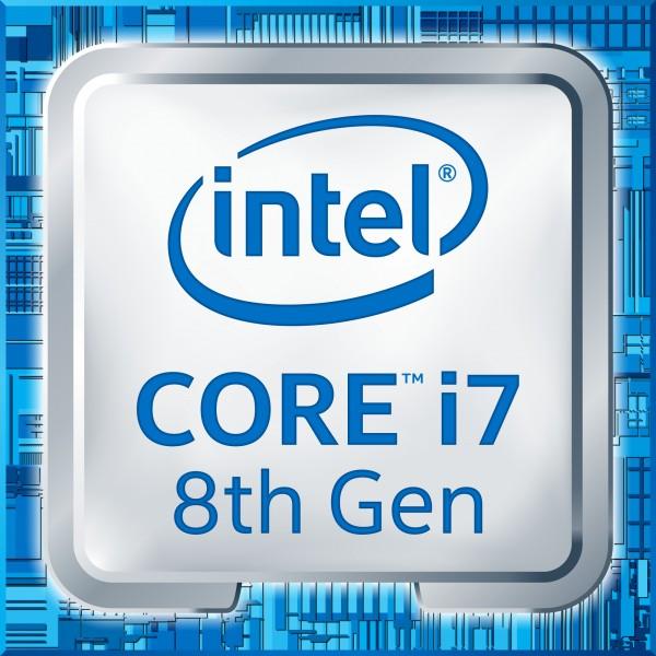 Intel S1151 CORE i7 8700K TRAY 6x3,7 95W