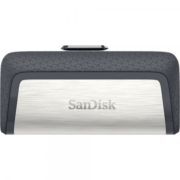 SanDisk Ultra Dual - Type-A + Type-C, USB-Flash-Laufwerk - 64 GB