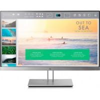 "58,42cm/23"" (1920x1080) HP EliteDisplay E233 Full HD IPS USB Hub VGA HDMI DP Pivot black"