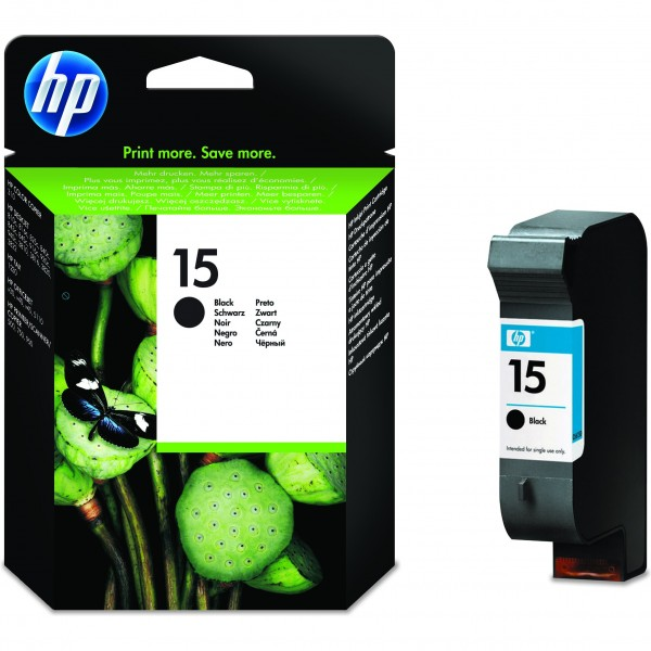 HP # 15 C6615DE black