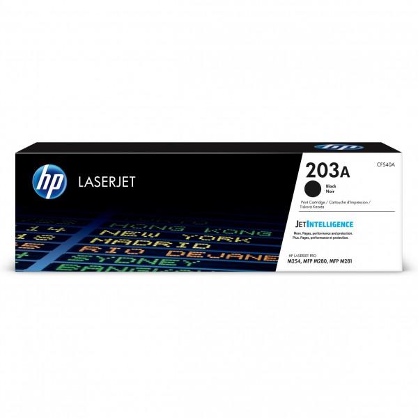 HP # 203A CF540A black