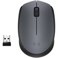 Logitech M170 Wireless black / grey