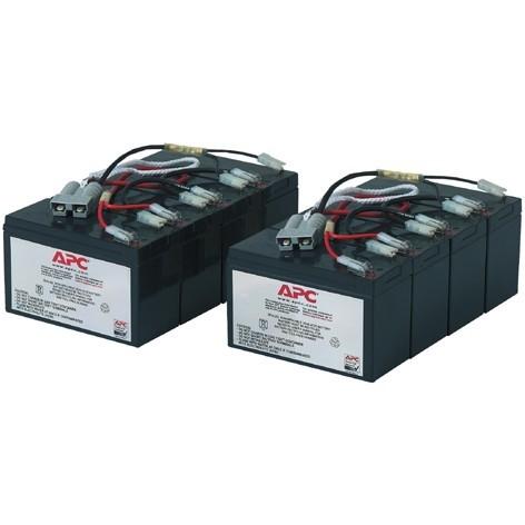 APC Ersatzbatterie RBC12