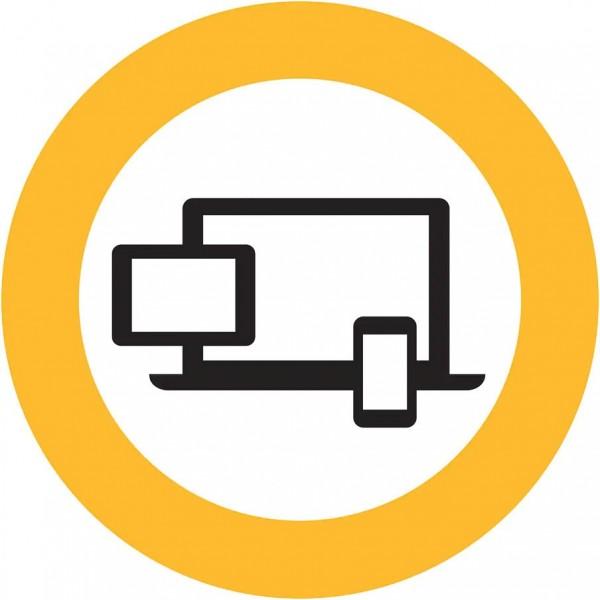 Symantec Norton Security 3.0 Deluxe - Limited Edition / 5 Device / 1 Jahr + 6 Monate zusätzlich