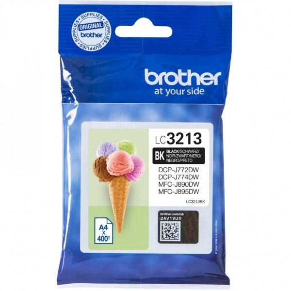 Brother LC3213BK black HC