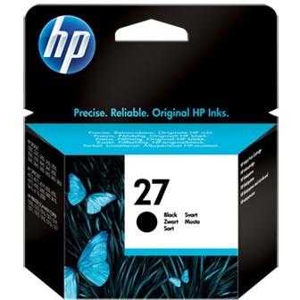 HP # 27 C8727AE 10ml black