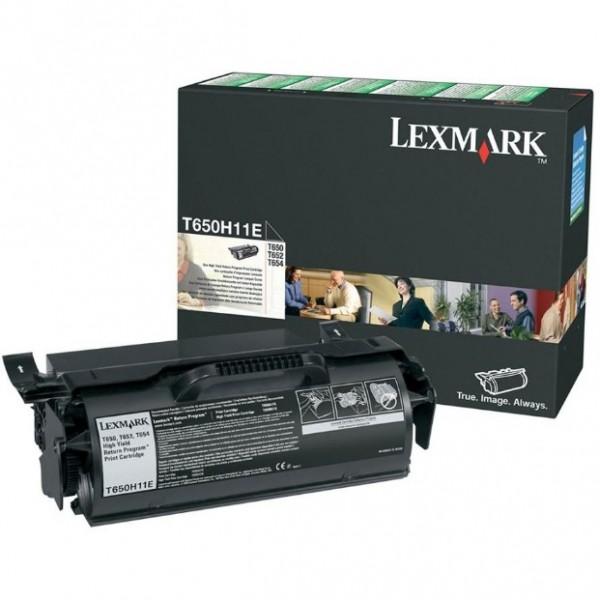 Lexmark T650H11E 25000S. black