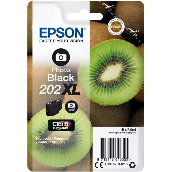 Epson 202 C13T02H14010 photo black