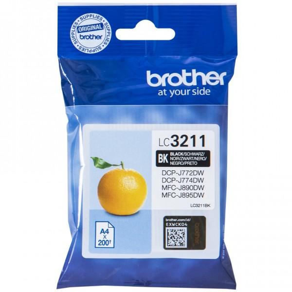 Brother LC3211BK black