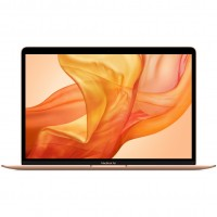 Apple MacBook Air: 1.1GHz quad-core 10th-generation Intel Core i5 processor, 512GB - Gold -new-