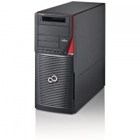 B PC/WS Fujitsu Celsius Xeon E5-1620 (4x3,6) /16GB DDR ECC / 240GB SSD / Win 10 Pro / DVD / Tower