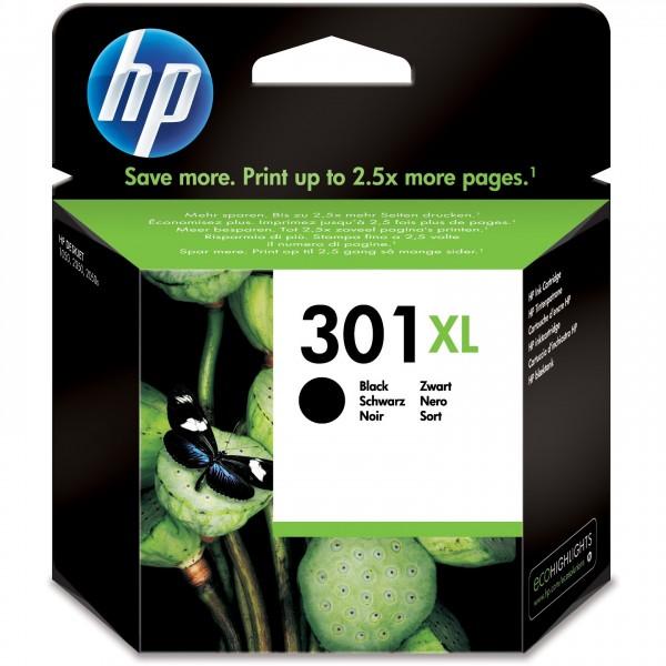 HP # 301XL CH563EE black
