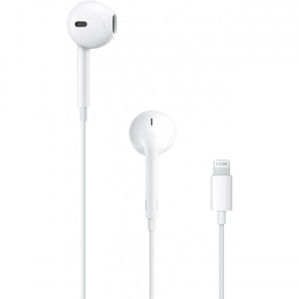 Apple EarPods with Lightning Connector White Bulk