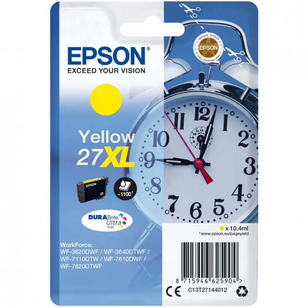 Epson C13T27144012 yellow HC