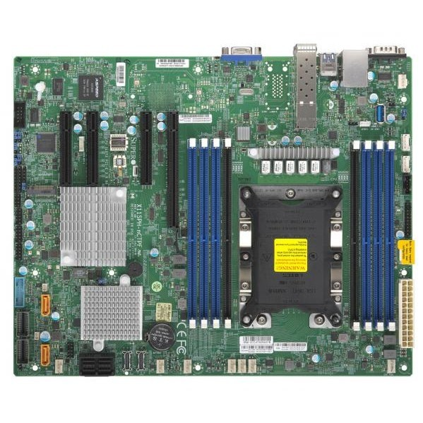 3647 S Supermicro X11SPH-nCTPF
