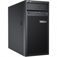 Lenovo ThinkSystem ST50 E-2126G 1x16GB - Tower (4U) 2x2TB