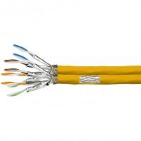 Patchkabel Verlegekabel CAT7a S/FTP 500m Duplex 1200Mhz