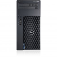 B PC/WS DELL Precision T1700 Intel Xeon E3-1225 (4x3,2) / 16GB DDR3 ECC / 256GB SSD + 500GB HDD / Win 10 Pro / Tower