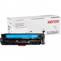 TON Xerox Cyan Toner Cartridge equivalent to HP 312A for use in Color LaserJet Pro MFP M476 (CF381A)