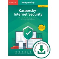 ESD Kaspersky Internet Security 5 Devices - Upgrade