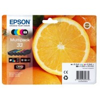 TIN Epson C13T33374011 CMYK + photo black