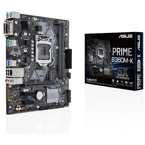 ASUS Prime B360M-K µ