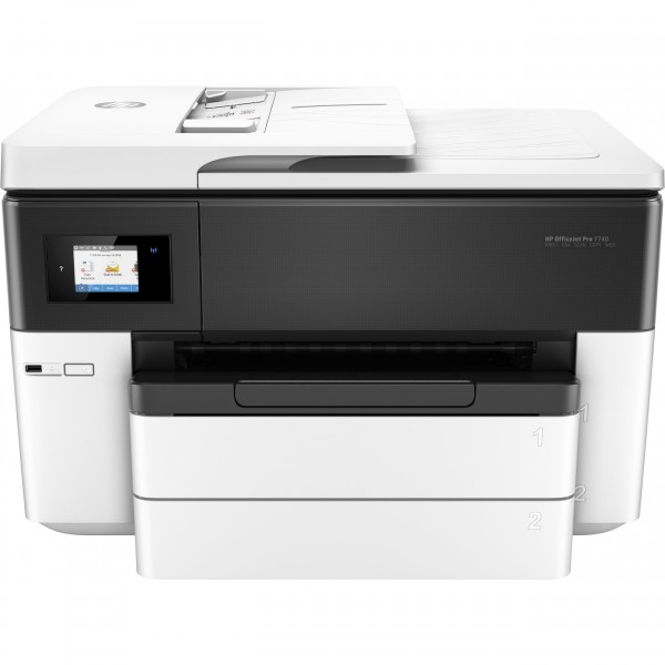 T HP Officejet Pro 7740 A3 FAX/LAN/WLAN/ADF
