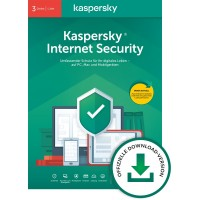 ESD Kaspersky Internet Security 3 Devices
