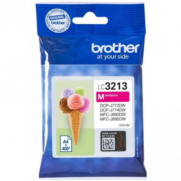 Brother LC3213M magenta HC