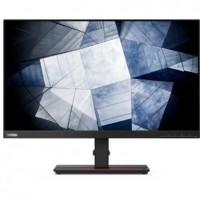 60,5cm/23,8'' (2560x1440) Lenovo ThinkVision P24q-20 6ms 16:9 USB 2xDisplayPort HDMI Pivot VESA Spea