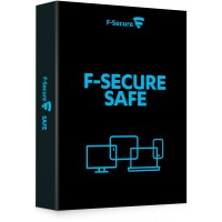 ESD F-SECURE SAFE Internet Security - 10 Devices 2 Years