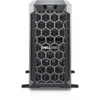 Dell EMC PowerEdge T340 Tower Server - 1 x Xeon E-2124 - 8 GB RAM - 1 - Intel Xeon E-2124 (8M Cache